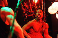 Nahko and Medicine for the People, Bali Spirit Festival Preview, Amtida Arts Serambi, Bali, Indonesia, 17/032012.