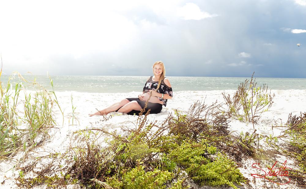 1216 STUDIO LLC Photography New Orleans Florida Beach Maternity Couple Session 2016