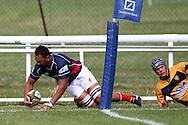 London Scottish v Esher<br /> Pre-Season Friendly<br /> 23/08/2014<br /> Photo: UK Sports Pics Ltd