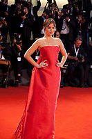 Dakota Johnson at the premiere gala screening of the film Suspiria at the 75th Venice Film Festival, Sala Grande on Saturday 1st September 2018, Venice Lido, Italy.