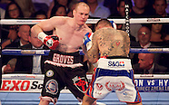 George Groves v Martin Murray 250616