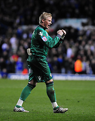 Leeds United's Kasper Schmeichel