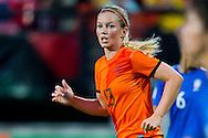 NIJMEGEN, Nederland - Brazilie, dames voetbal, interland vriendschappelijk, 20-08-2014, Stadion de Goffert, Nederland speelster Anouk Hoogendijk.