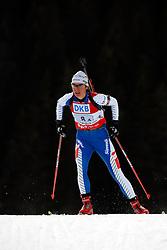 Teja Gregorin has job at Slovenian army.  (Photo by Vid Ponikvar / Sportal Images)/ Sportida)