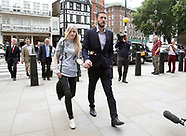London: Charlie Gard court case - 14 July 2017