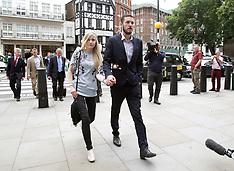 London: Charlie Gard court case - 14 July 2017