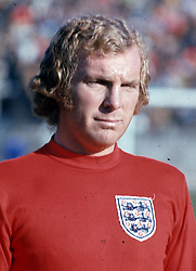 Bobby Moore, England Captain.
