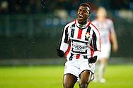 26-01-2016 VOETBAL:WILLEM II-FC GRONINGEN:TILBURG<br /> <br /> Lesley de Sa van Willem II teleurgesteld <br /> <br /> Foto: Geert van Erven