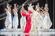 The 16th century epic The Peony Pavilion is one of the most enduring love stories in Chinese literature. Originally performed as a Kunqu Opera in a 20-hour cycle, it is redrawn by director Li Liuyi and choreographer Fei Bo into a pioneering two-act fusion ballet, combining Western style choreography with traditional Chinese influences. Featuring dancers Zhu Yan & Zhang Jian.