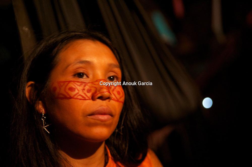 Jeune femme Huni Kuin  | Young woman Huni Kuin