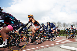Jip van den Bos (NED) at Healthy Ageing Tour 2019 - Stage 5, a 124.3 km road race in Midwolda, Netherlands on April 14, 2019. Photo by Sean Robinson/velofocus.com