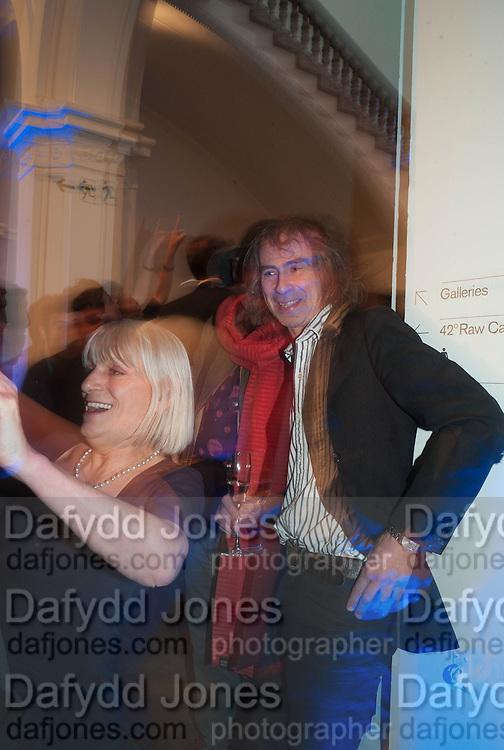 LADY ANNE LAMBTON; RON ARAD; IVOR BRAKA;, Calder After The War. Pace London. Burlington Gdns. London. 18 April 2013.