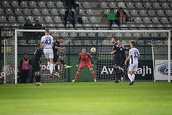 Action in front of goal of Mura at second half during football match between NŠ Mura and ND Gorica in 34nd Round of Prva liga Telekom Slovenije 2018/19, on May 18, 2019 in Fazanerija, Murska Sobota, Slovenia. Photo by Blaž Weindorfer / Sportida