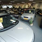 Autocentrum Nijkerk Voorstraat int. showroom