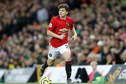 Daniel James of Manchester United- Mandatory by-line: Phil Chaplin/JMP - 27/10/2019 - FOOTBALL - Carrow Road - Norwich, England - Norwich City v Manchester United - Premier League