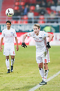 Lewis Holtby of Hamburger SV during the Bundesliga match at Audi Sportpark, Ingolstadt<br /> Picture by EXPA Pictures/Focus Images Ltd 07814482222<br /> 28/01/2017<br /> *** UK & IRELAND ONLY ***<br /> <br /> EXPA-EIB-170128-1404.jpg