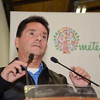 Metepec, México.- Miguel Ángel Contreras Nieto, Secretario de Medio Ambiente,  durante la inauguración de las instalaciones de la Casa de Cultura Enrique Bátiz, ubicada en San Jerónimo Chicahualco.  Agencia MVT / José Hernández.