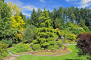 World Famous Butchart Gardens<br /> Victoria<br /> British Columbia<br /> Canada