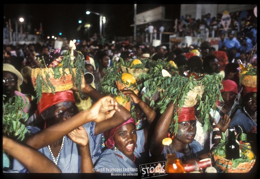 Carnaval Port-au-Prince, 1992.