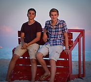 The Allen twins