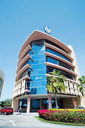 HP Hewlett Packard Office buildings located at Dubai Internet City in United Arab Emirates UAE