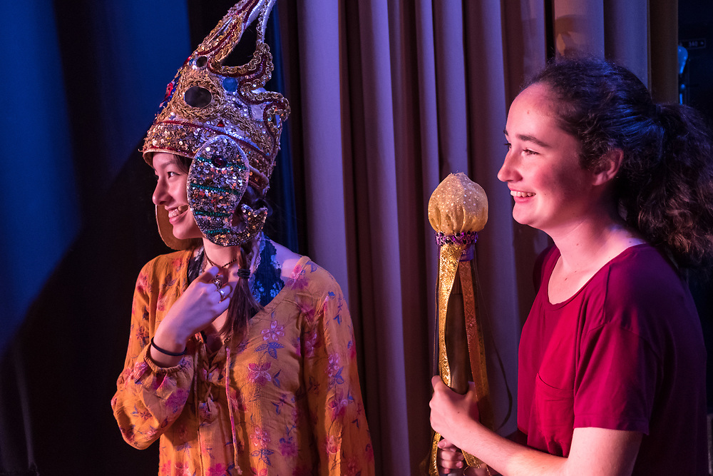 Mount Madonna School's 39th annual production of the Ramayana.