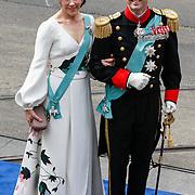 NLD/Amsterdam/20130430 - Inhuldiging Koning Willem - Alexander, prinses Mary en prins Frederick van Denemarken