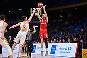 Justice Kodi<br /> Carpegna Prosciutto Basket Pesaro - Allianz Pallacanestro Trieste<br /> Campionato serie A 2019/2020 <br /> Pesaro 5/01/2020<br /> Foto M.Ciaramicoli // CIAMILLO-CASTORIA