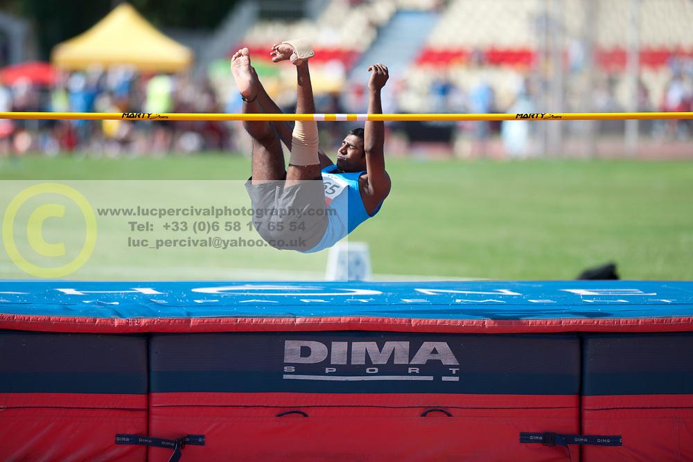 , , High Jump, T42/44, 2013 IPC Athletics World Championships, Lyon, France