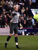 Photo: Mark Stephenson/Sportsbeat Images.<br /> West Bromwich Albion v Wolverhampton Wanderers. Coca Cola Championship. 25/11/2007.Wolves keeper Wayne Hennessey