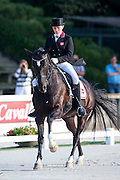 Pernille Teidor Olesen - Don Dino<br /> FEI European Dressage Championships for Young Riders and Juniors 2013<br /> © DigiShots
