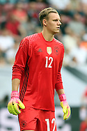 Torwart Bernd Leno of Germany during the International Friendly match at WWK Arena, Augsburg<br /> Picture by EXPA Pictures/Focus Images Ltd 07814482222<br /> 27/05/2016<br /> ***UK &amp; IRELAND ONLY***<br /> EXPA-EIB-160529-0145.jpg