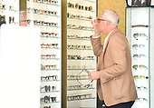 EXCLUSIVE - Alan Pardew pictured shopping on London
