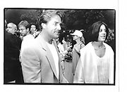 Don Johnson, Peggy Seigal 'And the band played on' E.Hampton August 1993© Copyright Photograph by Dafydd Jones 66 Stockwell Park Rd. London SW9 0DA Tel 020 7733 0108 www.dafjones.com