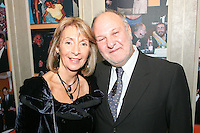 Diana and Harvey Goldsmith CBE