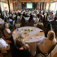 Hundreds of area women came together as their accomplishments were honored by Mud & Magnolia's Magazine on Tuesday. The event featured 20 finalist with the 2017 influential Woman of the Year being sleceted by a panel of judges.