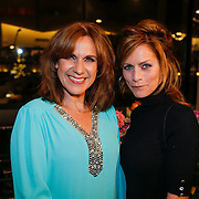"""NLD/Tilburg/20130114 - Premiere Ruth Jaccot """" A Lady on Stage"""", Cilly Dartell en Milika Peterzon"""