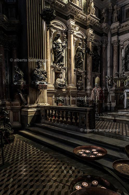 Naples, Napoli Duomo, cappella di San Gennaro