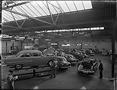 1958 - McCairns Motors Ltd., Tara Street, Dublin.