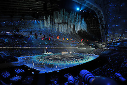 Opening Ceremony at the 2014 Sochi Winter Paralympic Games, Sochi, Russia