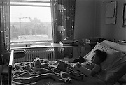 På sjukhuset