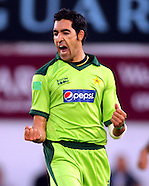 Cricket - England vs Pakistan 3rd ODI