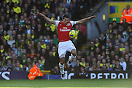 Picture by Paul Chesterton/Focus Images Ltd.  07904 640267.19/11/11.Arsenal's Robin Van Persie in action during the Barclays Premier League match at Carrow Road stadium, Norwich.