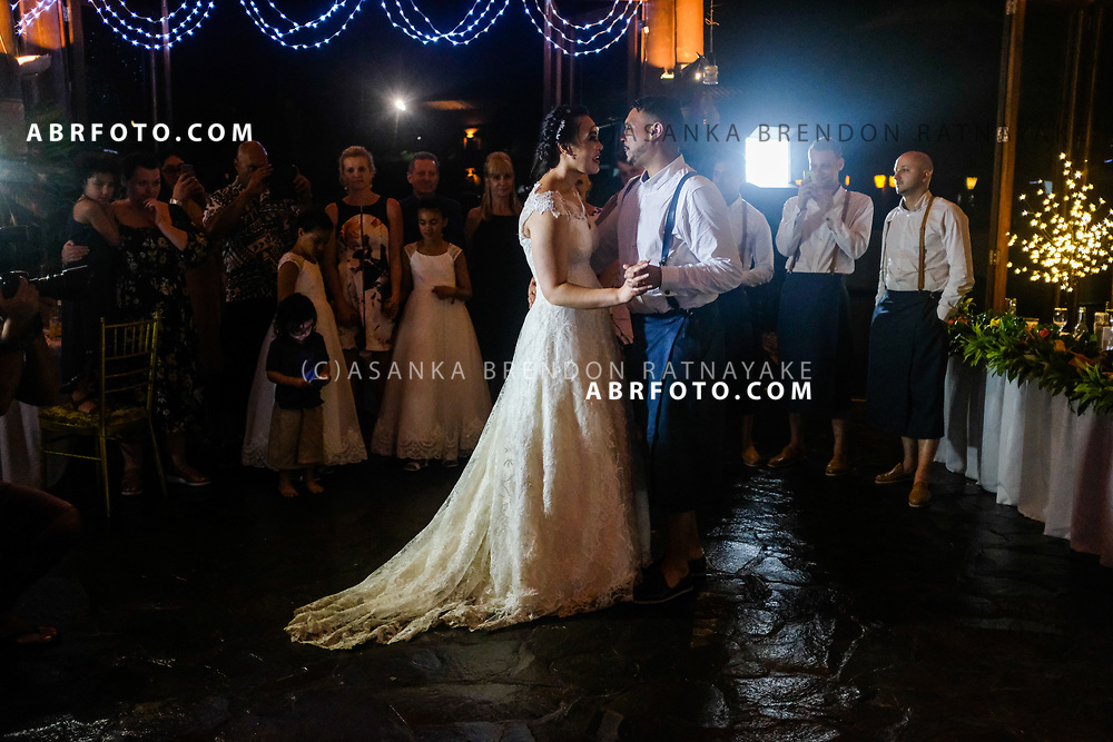 Bec and Dirks Wedding Samoa 9th September 2017