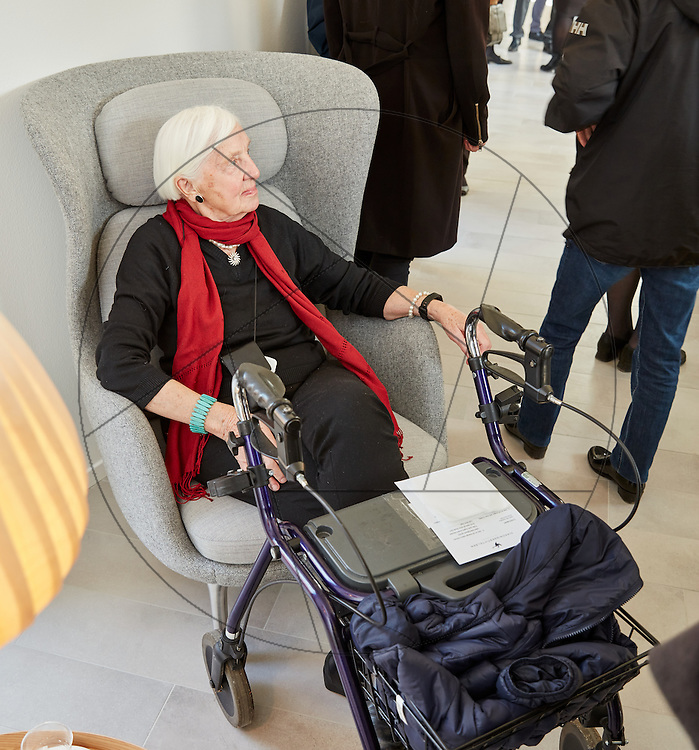Indvielse af hospice, Diakonissestiftelsen, Frederiksberg