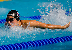 Sofija Djelic of Slovenia competes during the Women's 50m Butterfly Heats during the 13th FINA World Championships Roma 2009, on July 31, 2009, at the Stadio del Nuoto,  in Foro Italico, Rome, Italy. (Photo by Vid Ponikvar / Sportida)