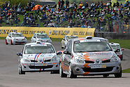 Elf Renault Clio Cup with Michelin 2009