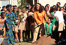 Oprah Winfrey in South Africa - Various