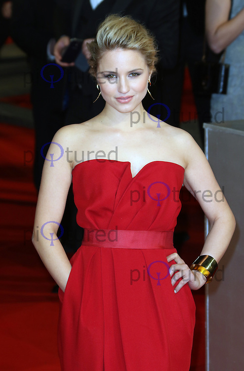 Dianna Agron, EE British Academy Film Awards (BAFTAs), Royal Opera House Covent Garden, London UK, 08 February 2015, Photo by Richard Goldschmidt