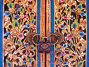 Apr. 25 -- UBUD, BALI, INDONESIA:     The door to a home in Ubud, Bali. Ubud is considered Bali's artistic and cultural heart. About 20 miles from the beaches near Kuta, it attracts a slightly older crowd.  PHOTO BY JACK KURTZ